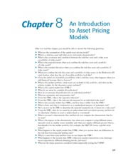 Chapter_8_An_Introduction_to_Asset_Pricing_Models