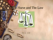 The nurse and the Law pp (1)