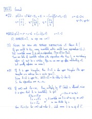 HW13 Solutions- Linear Equations of higher order