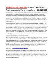 Commercial Truck Insurance califronia.pdf