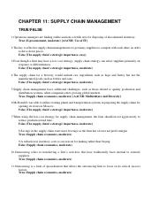 Chapter 5 Docx Chapter 5 Design Of Goods And Services True False 1 Regal Marine S Attempts To Keep In Touch With Customers And Respond To The Course Hero