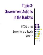 Topic 3. Government Actions in the Markets.pdf