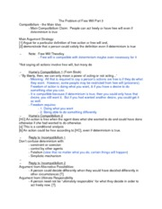 Philosophy Notes 12-4-2012