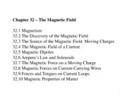 Chapter 32 – The Magnetic Field-2.pdf