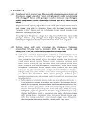 414 Apa yang dimaksud dengan tujuan khusus audit Jelaskan ...