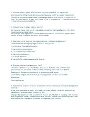 Lead and manage organizational change w7,8,9,.docx