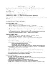 HRMN 3420 Exam 1 Study Guide Fall17 (1).docx