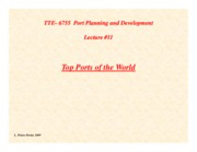 Lecture11-Top-Ports-of-the-World
