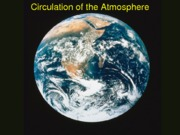 Circulation of the Atmosphere(7)