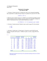 Homework4_Forecasting_Solution_TTh