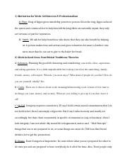 Bus Ethics Midterm #1 Study Guide