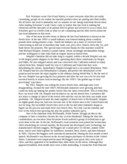 fast food nation essay after reading fast food nation my  3 pages fast food final 1