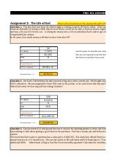 Assignment 2 Worksheet TVM