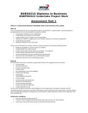 8-3104 Proposed_Assignment_BSBPMG522 Undertake Project Work.docx