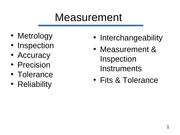 L5 (Measurement)