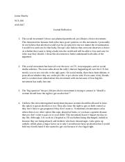 SCS100 Journal Reflection 7-2.docx