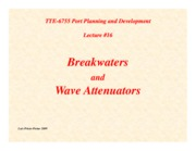 Lecture16-Breakwaters