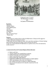 17.and18. Reformation in Germany and the Spread of the Reformation (combined)_outline - Copy