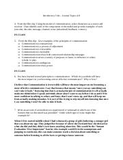 Introductory Unit Journal Topics 4-10.docx