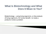 CoreBioLec17_IntroBiotechnology_S2012