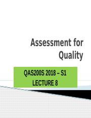 LECTURE_8_COMPANYWIDE ASSEMENT-S2-2015.pptx