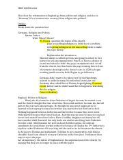 constitutionalism in england essay