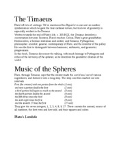 The Timaeus