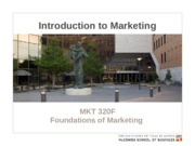1- Introduction to Marketing