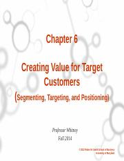 Ch. 6 Segmenting, Targeting, Positioning Canvas-1