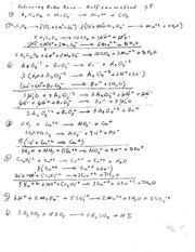 Printables Balancing Redox Equations Worksheet redox equations worksheet abitlikethis balancing worksheet