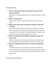 Muisc App 7 Text Questions