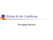 Britain and the Caribbean (PowerPoint)