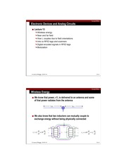 LEC13- Near Field Coupling and RFID _2014f handout
