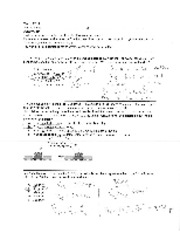 PY211 Summer 1 Test 1 Solutions