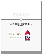 Felice Home Sharing_Era.pptx