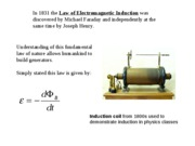 Ch 29 Electromagnetic Induction