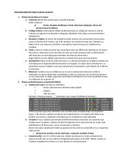 PROCEDIMIENTOS PARA PLANOS AS-Built.docx