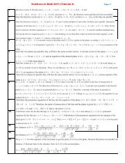 Tutorial 2 (Solutions).pdf