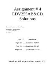 Assignment # 4 Solutions.doc
