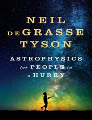 Astrophysics For People In A Hurry by Neil deGrasse Tyson.pdf