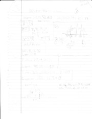 Math Algebra 2 Notes  3