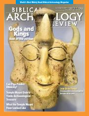 Biblical Archaeology Review - December 2016.pdf