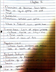 Legal Environment Notes