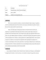 galvor company case study