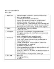 Africa Review Sheet ANSWER KEY-3.doc