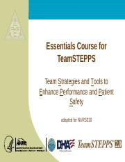 TeamSTEPPS Communication.pptx