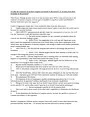 Weapons security essay