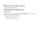 LAW314 Lecture 2