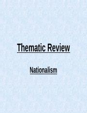 Thematic Review People.ppt