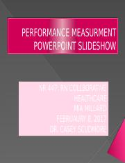 PERFORMANCE MEASURMENT POWERPOINT SLIDESHOW.pptx